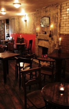 Ruby's Basement Bar, Dalston