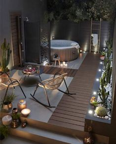Weve gathered gorgeous campaigner pools from the AD archives that prove that less is more once it comes to pool designs. See fabulous infinity and lap pools from the coast of Ibiza to a Manhattan rooftop and sit in judgment inspiration for your own backya Pool Designs, Backyard Designs, Modern Backyard Design, Small Backyard Design, Exterior Design, Diy Exterior, Wall Exterior, Home And Garden, Garden Modern