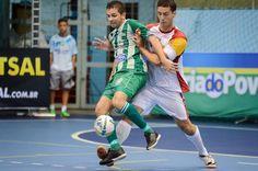 JORNAL O RESUMO - ESPORTE - FUTSAL JORNAL O RESUMO: Cabo Frio sobe na tabela da Liga de Futsal Naciona...