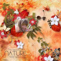 "Templates « Pack 30 » by Pat's Scrap Design  https://digital-crea.fr/shop/index.php…,  http://www.digiscrapbooking.ch/shop/index.php…, avec le Kit ""Merveilleuse nature"" by Pat's Scrap Design https://digital-crea.fr/shop/index.php…,  Photo pixabay"