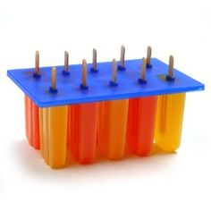 I just ordered this popcicle mold, excited to try out all sorts of recipes this summer!