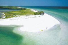 Siesta Key Beach, Sarasota, ...