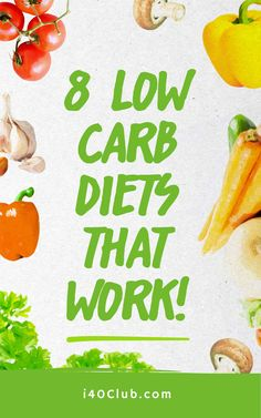 The good news is that if one way doesn't work for you, you can try one of the other low carb diets recommended here, we found the Top 8 Low Carb Diets. Healthy Foods To Eat, Healthy Habits, Get Healthy, Happy Healthy, Healthy Snacks, Diet Plans To Lose Weight, Easy Weight Loss, Losing Weight, Diets That Work