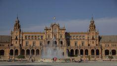 Plaza de España. Sevilla. #Sevilla #Seville #sevillaytu @sevillaytu