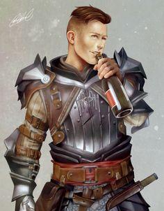Krem! Dragon Age Inquisition
