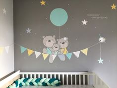 Baby Room Art, Baby Art, Baby Room Decor, Nursery Decor, Kids Room Paint, Baby Zimmer, Cute Baby Gifts, Baby Kind, Love Wallpaper