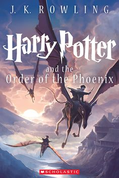 """""""Harry Potter"""" Gets Seven New Illustrated Covers"""