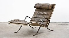 Rare Fabricius and Kastholm Grasshopper Lounge Chair For Sale at 1stdibs