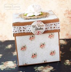 Exploding Boxes, Decorative Boxes, Gift Wrapping, Scrap, Gifts, Paper, Home Decor, Gift Wrapping Paper, Presents