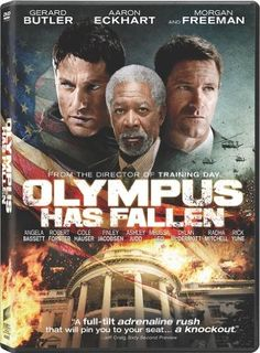 Olympus Has Fallen SONY PICTURES HOME ENT 5/3/16