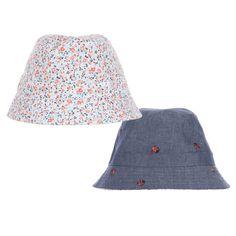 b7f08a7584c Girls Reversible Cotton Sun Hat. Sun HatsPaul Smith