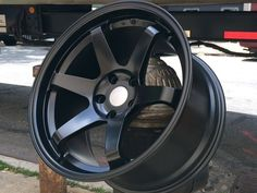 260.00$  Watch here - http://ali3gk.shopchina.info/go.php?t=32685707824 - 4 New 15x7.0 Rims wheels et 30mm  CB 73.1mm  Alloy Wheel Rims Satin Black W500 in high quality 260.00$ #aliexpress