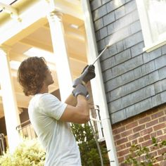 Any type of exterior gets dingy over time, but a pressure washer can quickly restore your home to its former beauty. Here's what you need to know about pressure washing your home's exterior.