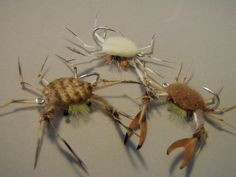 Fly Tying Nation: Furry Crab Fly Tying Instruction