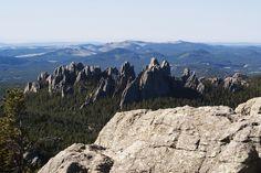 Harney Peak Trail ~ Length: 3.5 miles – Difficulty: Moderate – Location: South Dakota