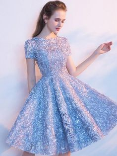 Homecoming Dresses Lace, A-Line Homecoming Dresses, Prom Dresses Short, Cute Prom Dresses Short Homecoming Dresses Sexy Dresses, Cute Dresses, Evening Dresses, Pretty Dresses For Teens, Cute Homecoming Dresses, Dress Prom, Party Dress, Dress Long, Graduation Dresses