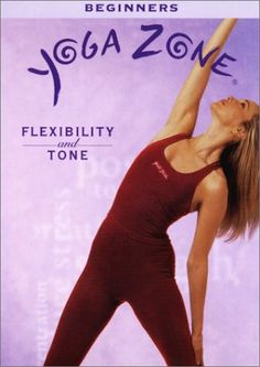 Yoga Zone - Flexibility and Tone (Beginners) * Check out this great product.