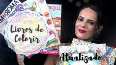 Meus Livros de Colorir    Luciana Queiróz
