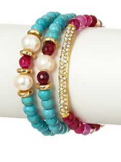 63% OFF Devoted Jewelry Pink Agate