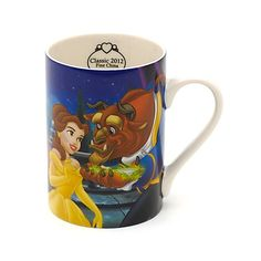 Beauty and the Beast Mug- this is my favorite!