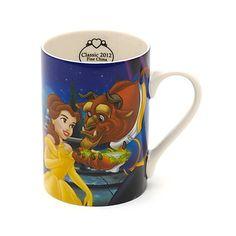 beauty and the beast mug - so awesome!