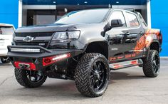 Buy 2015 Chevy Colorado HoneyBadger Winch Front Bumper