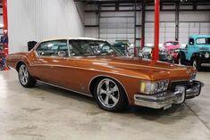Buick Blackhawk | 1973 Buick Riviera 53465 Miles Bronze Coupe 455ci V8 ...