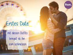 Mit unseren Outfit Inspirationen findest du sicher den perfekten Look für dein erstes Date!