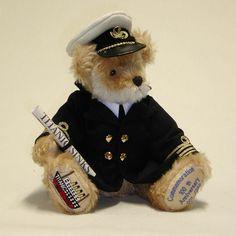 Titanic Memorial Teddybär - Teddy-Fabrik - Der offizielle HERMANN-Coburg Teddy-eShop
