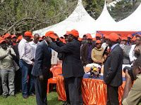 Rift Valley is gone as UHURU/ RUTOs die hard supporters defect & say RAILA tosha