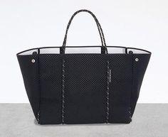 ESCAPE bag in black / white (dual tone)