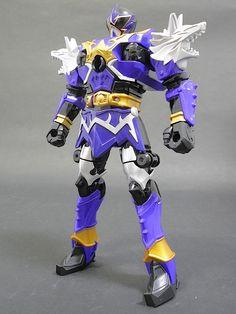Power Rangers Mystic Force DX Wolf King Megazord Magiranger Used Super RARE | eBay