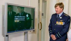 Zijne Majesteit Koning Willem-Alexander en minister-president Rutte wonen zaterdag 25 juni 2016 in Den Haag de 12e Nederlandse Veteranendag bij.