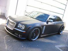 #Custom #Chrysler #300