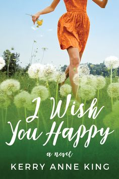 I Wish You Happy is the story of Rae, a woman forced to be involved in someone else's suicide attempt and what she does after the fact. It's weird.