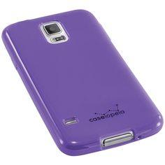 Devicewear Samsung Galaxy S 5 Simplysafe Case (purple)
