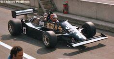 1981 GP Belgii (Eliseo Salazar)  March 811 - Ford