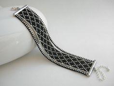 Bracelet fait main perles de r