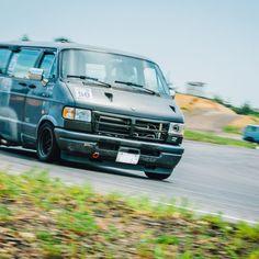 VIDEO: Crazy Dodge Van Track Racing In Japan! http://srtlife.com/2016/09/video-crazy-dodge-van-track-racing-in-japan/
