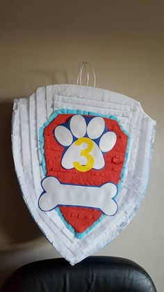 Check out this item in my Etsy shop https://www.etsy.com/listing/541692428/pinata-inspired-by-paw-patrols