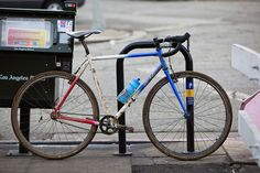 Beautiful Bicycle: Jeff's All City Nature Boy Zona. Prolly is not probably.