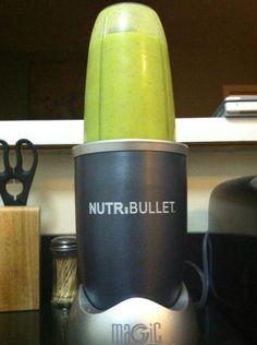 Helloooo veggies! #nutribullet #healthkick #nutriblast