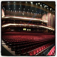 The Tulsa Performing Arts Center hosts magnificent local shows as well as internationally acclaimed traveling artists and performers.
