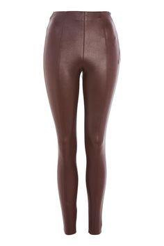 Super Stretch PU Trousers