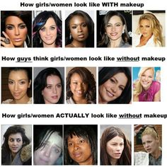 make-up: decieving the other sex since 300 BC
