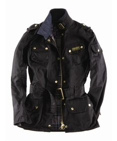 In love with the Barbour look -  (International Jacket) is a my fav, a classic that will last year in year out!!! If only i could find someone to bring me hunting?!!