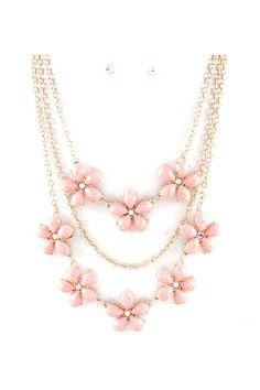 Lani Necklace in Aspen on Emma Stine Limited