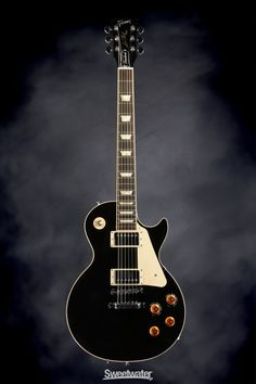 1956 Gibson Les Paul Standard - Black - $2,499.00