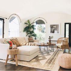 A beautiful room via @charcoalalley