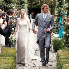 Beatrice Borromeo y Pierre Casiraghi, boda religiosa en Italia